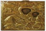 Икона Пресвятой Богородицы Кукузелисса