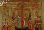 Десять изречений афонских святых о Кресте Господнем