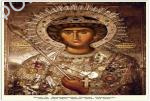 Икона святого великомученика Георгия