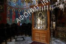 """Икона Божией Матери """"Вратарница"""". Иверский монастырь. Святая Гора Афон"""