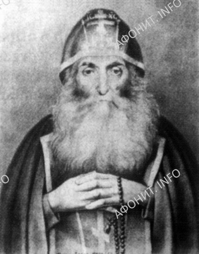 Преподобный Антипа Валаамский (Афонский)