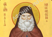 Преподобный Илия (Ганжа)
