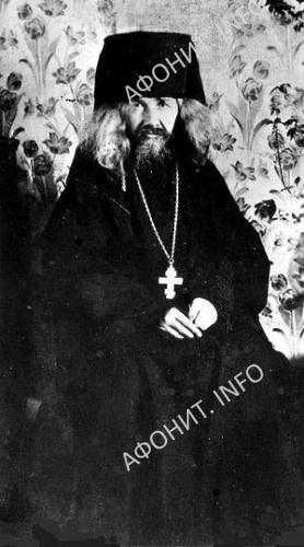 Преподобный Матфей во время жизни в Пророчицком монастыре