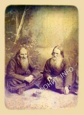 Симеон Куртеев и Исихий Матанцев