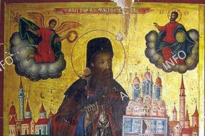 Преподобномученик Дамиан Филофеевский