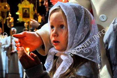 Советы афонских старцев о воспитании детей