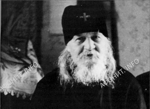 Преподобный Иоанн (Алексеев) Валаамский (1873 - 1958), схиигумен Ново-Валаамского монастыря