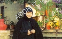 Герондисса (старица) Макрина (Вассопулу)