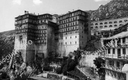 Монастырь Симонопетра. Святая Гора Афон