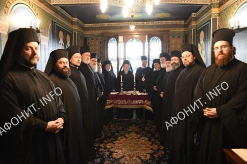 stambul sinod kanonizatsyja startsa Iosifa Isihasta