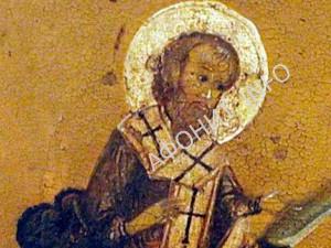 Преподобный Стефан Печерский, епископ Владимиро-Волынский, основатель Влахернско-Ризоположенского монастыря на Клове, Кловского