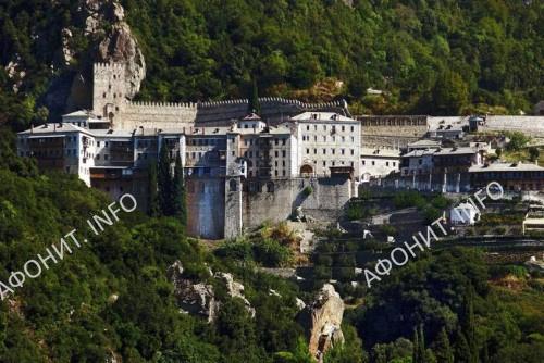 Монастырь святого Павла на Афоне