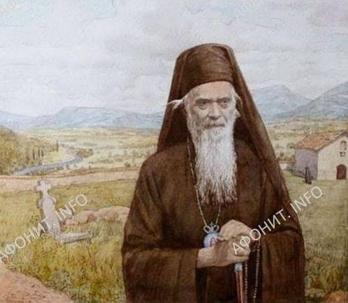 Святитель Николай Сербский. Художник: Татьяна Юшманова