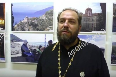 Фотовыставка «Афон — Микровизантия» открылась в Минске (+ ВИДЕО)