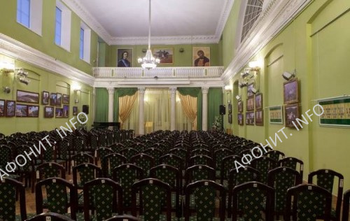 «Афон далекий и близкий» увидят в Санкт-Петербурге