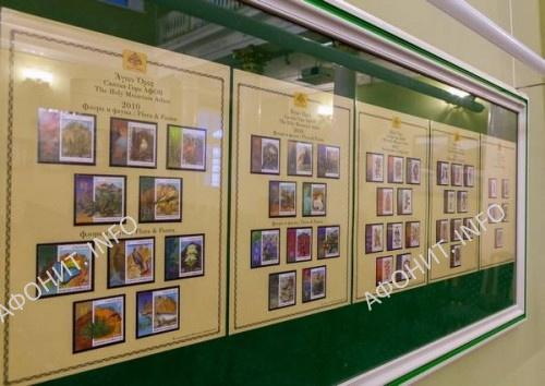 Афон Выставка в Санкт-Петербурге