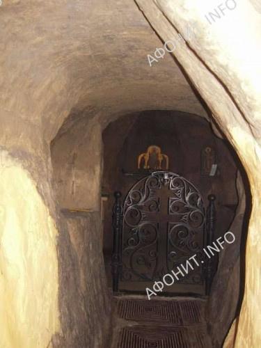 Зверинецкие пещеры