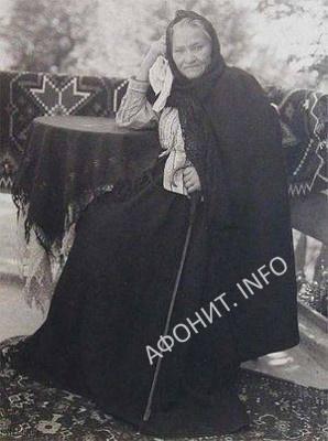 Феодосия Васильевна Матвиенко, первая указавшая по сновидению местоположение Зверинецких пещер
