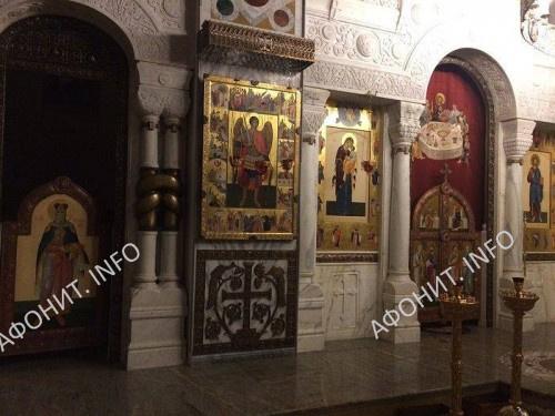 Архангел Михаил - покровитель монастыря