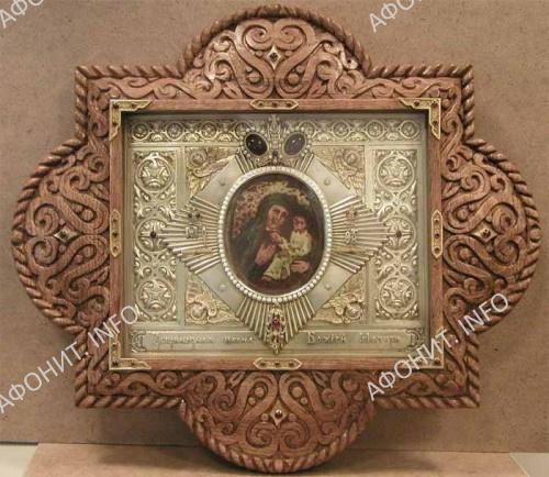 Зверинецкая икона Божьей Матери