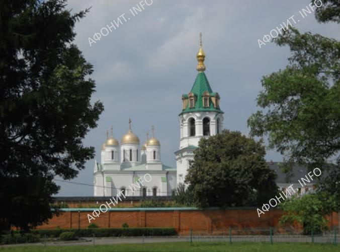Успенський святогірський зимненський ставропігійний жіночий монастир