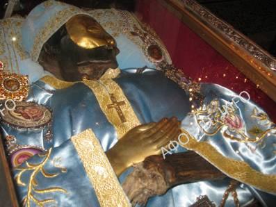 Иоанн Русский - один из самых почитаемых святых Греции - Афонит