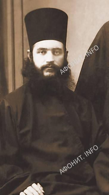 Иеросхимонах Андрей (Жеков)
