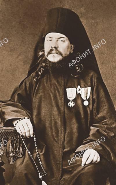 Иеросхимонах Пантелеимон (Курбатов)
