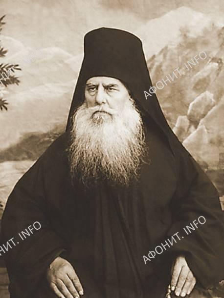Иеросхимонах Парфений (Гвоздев)