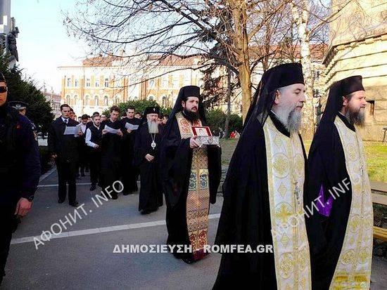 RomaniaNektariiEginskiy3 Всемирното Православие - В РУМЪНИЯ СА РЕГИСТРИРАНИ СЛУЧАИ НА ИЗЦЕЛЕНИЕ ОТ РАК ПО МОЛИТВИТЕ НА СВ. НЕКТАРИЙ ЕГИНСКИ
