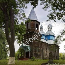 Крестный ход в село Тулинцы совершили от Афонского подворья Свято-Пантелеимонова монастыря в Киеве