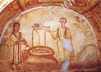 Фрески римских катакомб