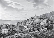 Русский Пантелеимонов община бери Афоне - Новый Прибрежный Русик, первая средина XIX века